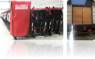 Globex chairs and delivery
